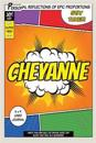 Superhero Cheyanne: A 6 X 9 Lined Journal