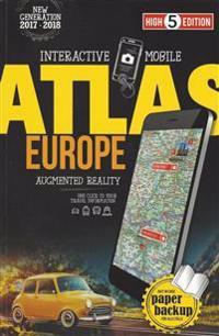 Europe Interactive Mobile Atlas 2017-2018