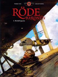 Röde Baronen. Stridsflygaren