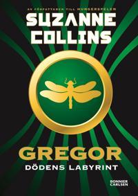 Gregor - dödens labyrint - Suzanne Collins pdf epub