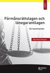 Förmånsrättslagen och lönegarantilagen : en kommentar