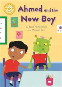Reading Champion: Ahmed and the New Boy