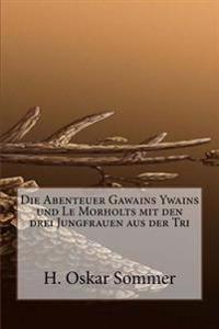 Die Abenteuer Gawains Ywains Und Le Morholts Mit Den Drei Jungfrauen Aus Der Tri