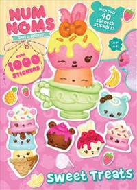 Num Noms Sweet Treats: Over 1000 Stickers, with Over 40 Scented Stickers!