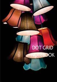 Dot Grid Notebook: Lamp: 110 Dot Grid Pages, 7 X 10