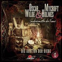 Oscar Wilde & Mycroft Holmes - Folge 13