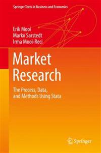 Market Research: The Process, Data, and Methods Using Stata
