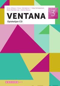 Ventana 3 Opiskelijan CD