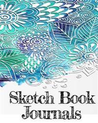 Sketch Book Journals: Bullet Grid Journal, 8 X 10, 150 Dot Grid Pages (Sketchbook, Journal, Doodle)