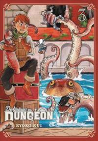 Delicious in Dungeon, Vol. 3