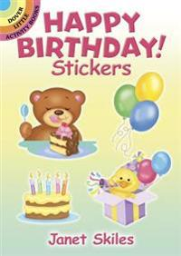 Happy Birthday! Stickers