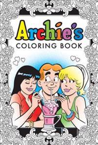 Archie's Coloring Book