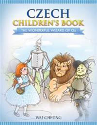 Czech Children's Book: The Wonderful Wizard of Oz