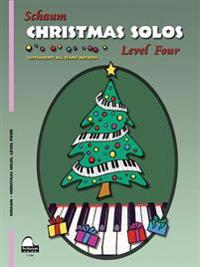 Christmas Solos: Level 4 Intermediate Level