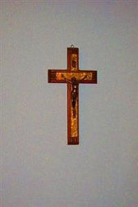 Christian Prayer Journal Bible Study Crucifix Cross: (Notebook, Diary, Blank Book)