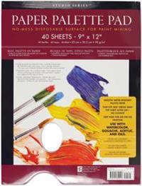 Studio Series Paper Palette Pa