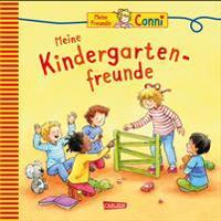 Meine Freundin Conni - Meine Kindergartenfreunde (Neuausgabe)