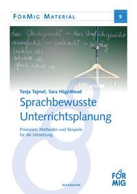 Sprachbewusste Unterrichtsplanung