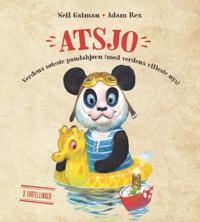 Atsjo - verdens søteste pandabjørn (med verdens villeste nys)