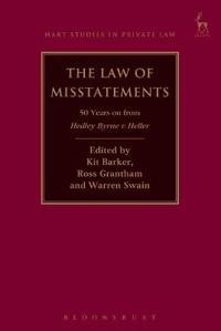 The Law of Misstatements