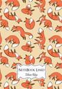 Notebook Lined: Cutie Foxs: Notebook Journal Diary, 110 Lined Pages, 7 X 10