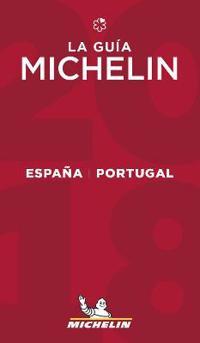 MICHELIN Restaurants & Hotels Guide 2018 Spain-Portugal/ España-Portugal
