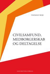 Civilsamfund, medborgerskab og deltagelse