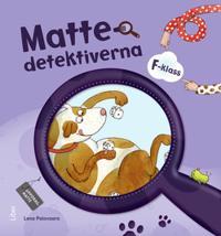 Mattedetektiverna Förskoleklassboken
