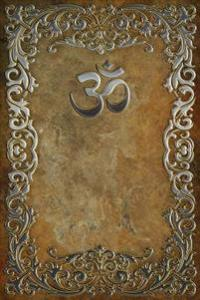 Monogram Hinduism Notebook