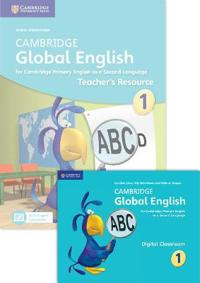 Cambridge Global English Stage 1 Teacher's Resource Book + Digital Classroom, 1 Year Access