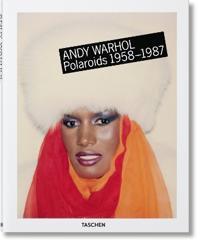 Andy Warhol Polaroids 1958 - 1987