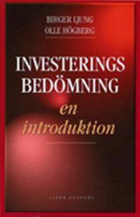 Investeringsbedömning - en introduktion