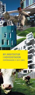 Ny arkitektur i hovedstaden
