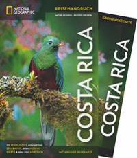 National Geographic Reiseführer Costa Rica: Mit Karte, Geheimtipps und allen Sehenswürdigkeiten von Costa Rica wie San José, Arenal, Poás, Monteverde, Irazú und den Nationalparks.