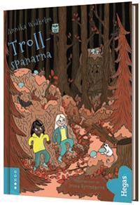 Trollspanarna (BOK+CD)