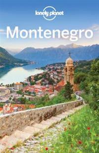Lonely Planet Montenegro