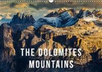 The Dolomites Mountains 2018