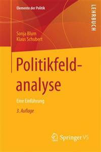 Politikfeldanalyse: Eine Einführung