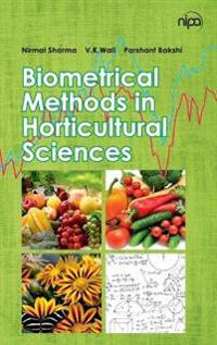 Biometrical Methods in Horticultural Sciences