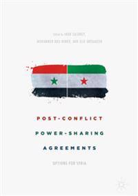 Post-conflict Power-sharing Agreements