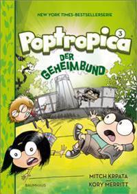 Poptropica 03. Der Geheimbund