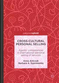 Cross-Cultural Personal Selling