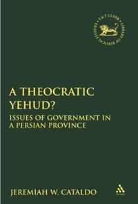 Theocratic Yehud?