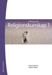 Mittpunkt Religionskunskap 1 - Elevpaket (Bok + digital produkt)