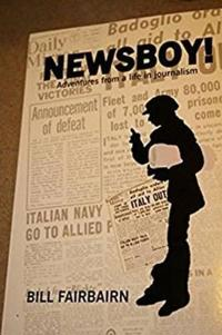 Newsboy! - adventures from a life in journalism