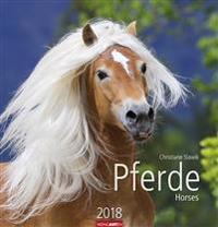Pferde - Kalender 2018