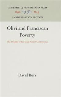 Olivi and Franciscan Poverty