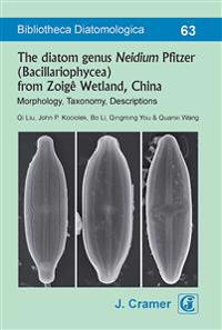 The diatom genus Neidium Pfitzer (Bacillariophyceae) from Zoige Wetland, China