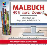 Malbuch 404 not found