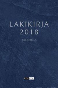 Lakikirja 2018
